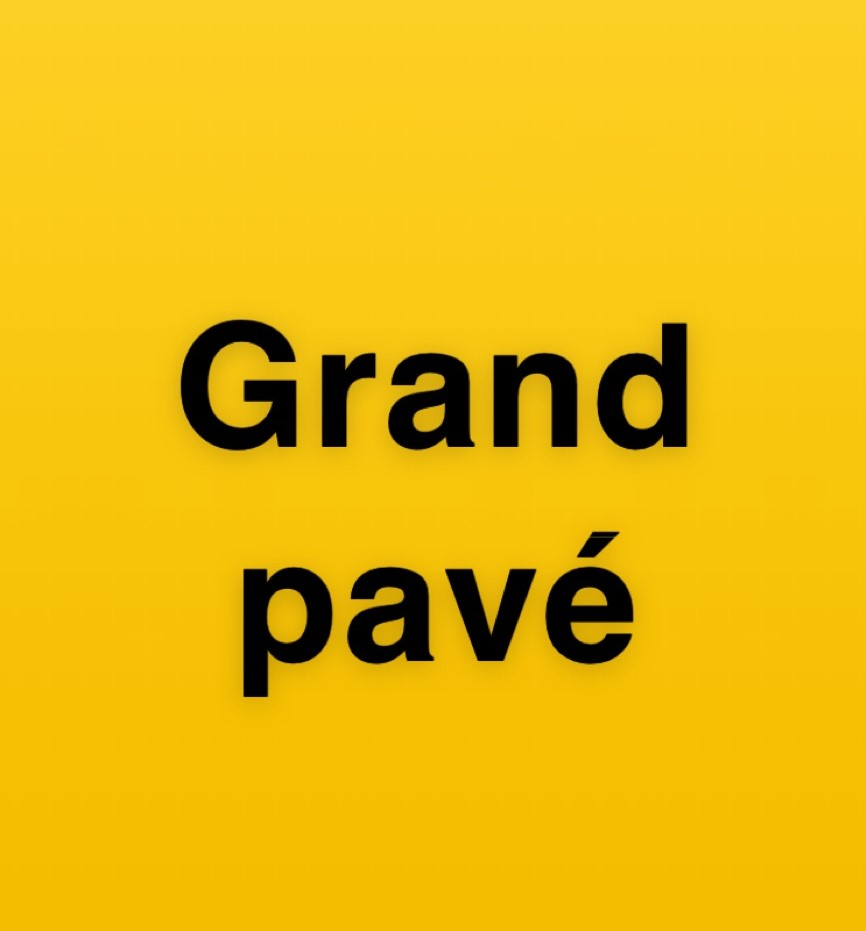 GRAND PAVE TRADITION 530gr